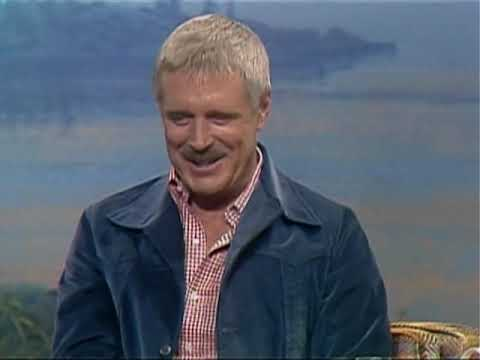 JOHNNY CARSON INTERVIEW GEORGE PEPPARD