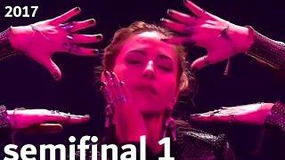 Video Eurovision 2017 SEMIFINAL 1 - PREVIEW / LIVE RECAP MP3, 3GP, MP4, WEBM, AVI, FLV Juni 2017