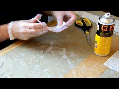 comment appliquer fibre de verre carrosserie