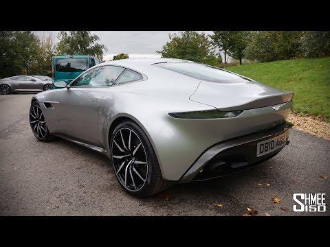 Aston Martin Bd10  photos