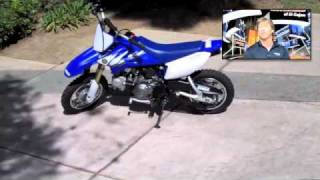 6. 2008 Yamaha TTR 50