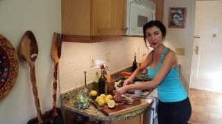 Living in Italian: Lemon Salad Dressing