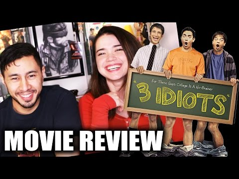 Download 3 IDIOTS - Film & Philosophy Discussion Review by Jaby & Achara HD Mp4 3GP Video and MP3