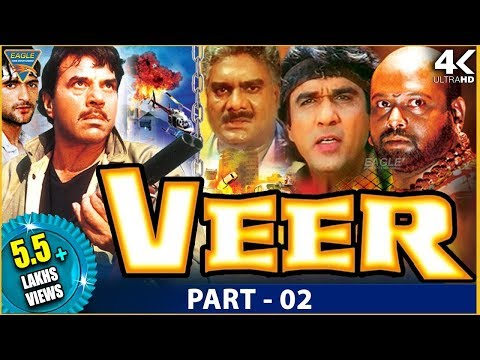 Veer(1995) Hindi Movie HD | Part 02 | Dharmendra,Jayapradha,Gouthami | Eagle Hindi Movies