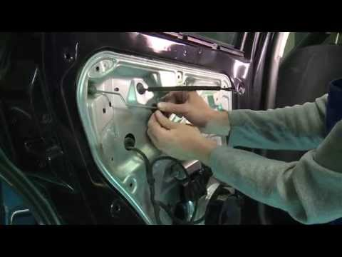 ✰ VW Golf Passat  ✰  Rear Window Regulator Repair. Part 1