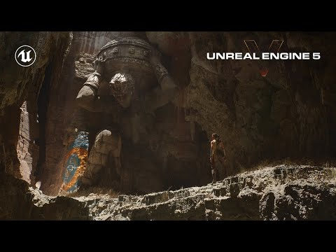 Unreal Engine 5 Revealed