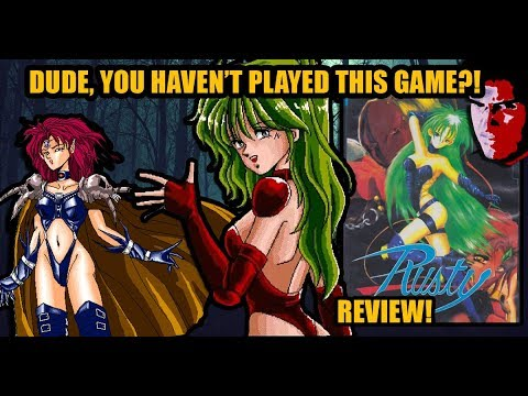 Dude, You Haven't Played This Game?! Halloween Edition! RUSTY (PC-98) Review