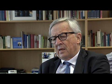 Γιούνκερ: «Η Τρόικα δεν λάμβανε υπόψη την αξιοπρέπεια των Ελλήνων» …