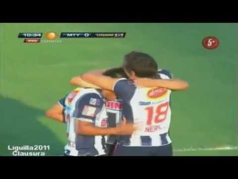 Rayados de Monterrey vs Pumas de la UNAM