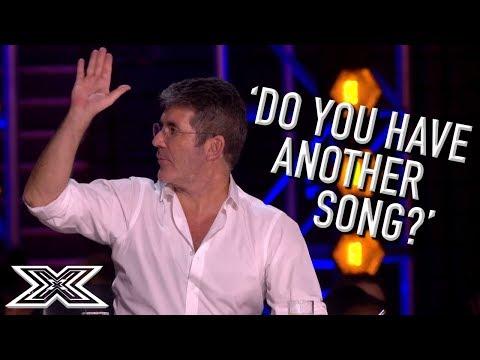 Second Song Sensations On X Factor UK!   X Factor Global