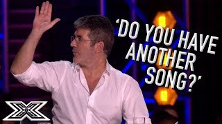 Video Second Song Sensations On X Factor UK! | X Factor Global MP3, 3GP, MP4, WEBM, AVI, FLV Juni 2018