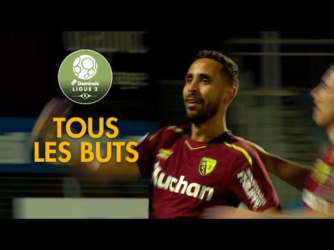 Tous les buts de la 33ème journée - Domino's Ligue 2 / 2017-18