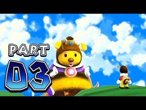Let's Play Super Mario Galaxy - Part 3 - Bee Mario