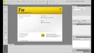 curso gratis online de Adobe Fireworks CS4