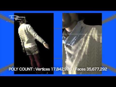 Rapid High Resolution 3D Scanner