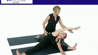Slimtree.com - Hatha Yoga For Flexibility Workout