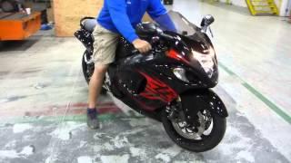 3. 2011 Suzuki Hayabusa