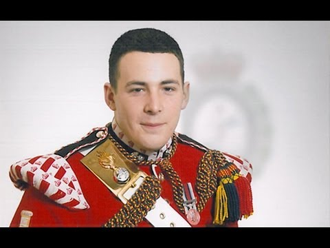 Murdered - The wife of murdered soldier Drummer Lee Rigby says he was