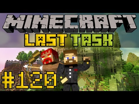 Minecraft LastTask - Minecraft LastTask #120 - Механический дом Лео