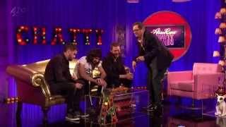 Kasabian on Alan Carr: Chatty Man - Season 13 Episode 1 - 12 Sep 2014