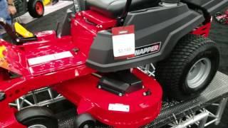 6. Snapper 360z Zero-turn Mower GIE 2016