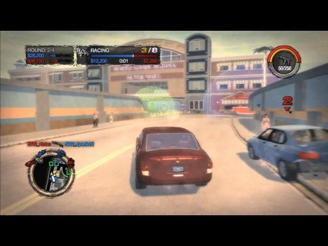 Saints Row 2 (CD-Key, Steam, Region Free) Gameplay