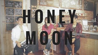 JOHNNY STIMSON - HONEYMOON (Cover) | Audree Dewangga, Christoffer Halim, Yotari Kezia