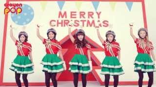 크레용팝 꾸리스마스(Lonely Christmas) M/V