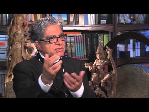 Deepak Chopra: The Essential Nature of Existence