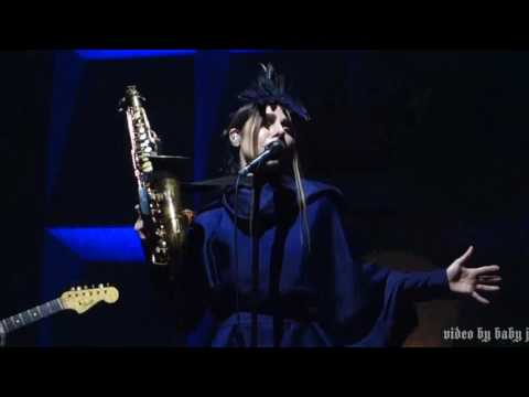 PJ Harvey-THE MINISTRY OF SOCIAL AFFAIRS-Live @ The Masonic, San Francisco, CA, May 9, 2017