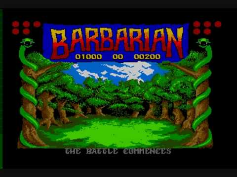 Oglądaj: Barbarian on 6 platforms – a comparison – longplay
