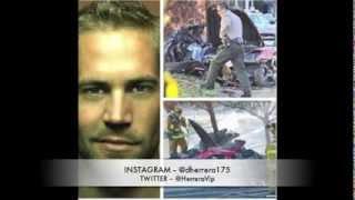 وفاة نجم فلم السرعة والغضب بول واكر في حادث سيارة Paul Walker