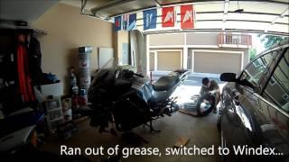 10. Kawasaki Concours Tires Replacement
