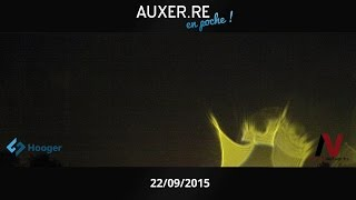 Timelapse Auxerre 22/09/15