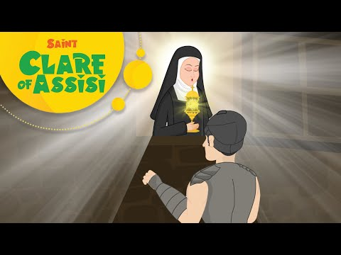 Story of Saint Clare of Assisi | Stories of Saints | Episode 75