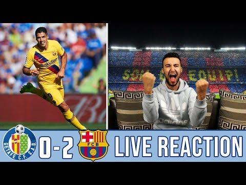 BARÇA FINALLY WIN AN AWAY GAME & KEEP A CLEAN SHEET! | REACTION - REACCIONES