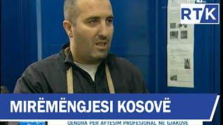 Mirëmëngjesi Kosovë - Kronikë - Qendra për aftësim profesional në Gjakovë 09.12.2018