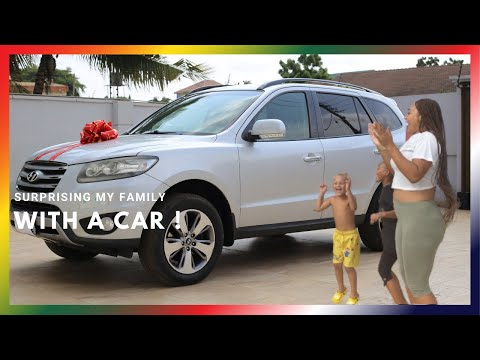 WE BOUGHT A CAR !   HOW TO BUY A CAR IN GHANA VLOG #65 🇬🇭