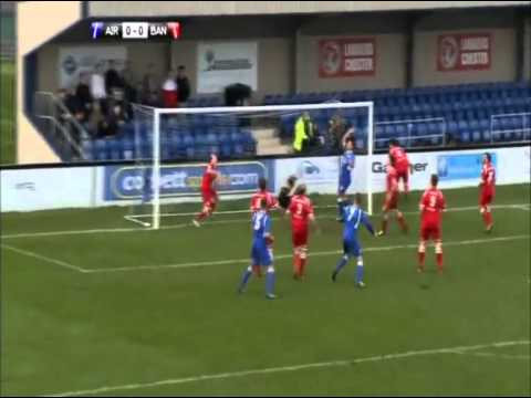 Airbus UK Broughton 0-1 Bangor City