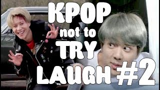 Video KPOP TRY NOT TO LAUGH (FUNNY MOMENTS) #2 MP3, 3GP, MP4, WEBM, AVI, FLV Juli 2018