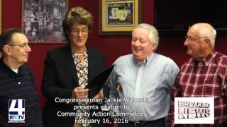 Congresswoman Walorski Honors Local Group