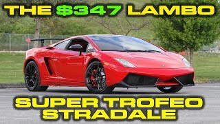 How I owned a Lamborghini STS for $347 Per Month over 2 years by DragTimes