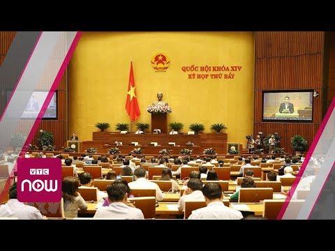 Bản tin nhanh: Quốc hội thảo luận về Kinh tế Xã hội 2019 | VTC Now
