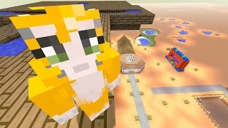 Minecraft Xbox - Stampy Flat Challenge - Mob Trap (10) by Stampy
