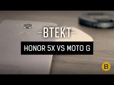 Honor 5X vs Moto G 3rd Gen comparison