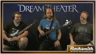 "Ready for a challenge? The team tackles Dream Theater's highly technical songs ""Pull Me Under,"" ""On The Backs Of Angels,"" and ""Metropolis—Part I: 'The ..."