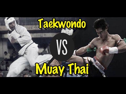 專家分析「泰拳冠军VS跆拳道黑帶」各自的優缺點,看到最後我知道應該選擇哪一邊進行訓練了!