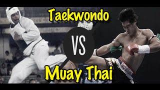 aekwondo Siyah Kuşak vs Muay Thai Þampiyonu  Lawrence Kenshin