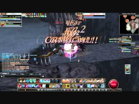 Rappelz - E7P1 - Assassin solos Betrayal, no healing pet, no outside heals