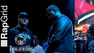 Aye Verb vs Bigg K | Doomsday Rap Battle